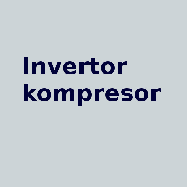 Invertor kompresor